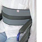cinturon ancho silla