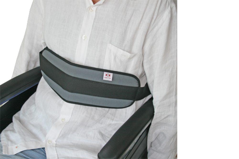 cinturon estrecho silla