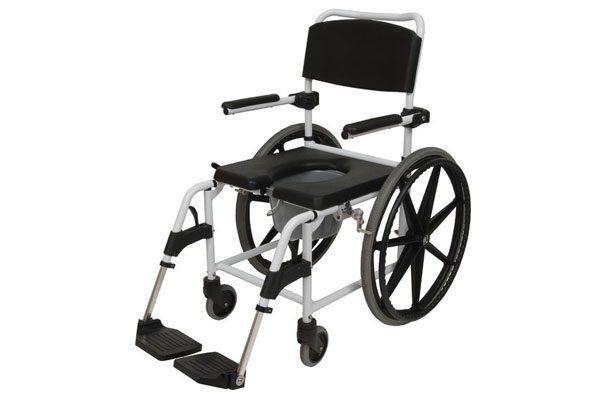 silla Corcega con ruedas de 600mm