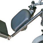 reposapies elevable sillas acero