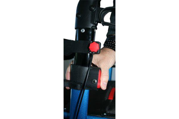 rollator brooklyn boton ajuste
