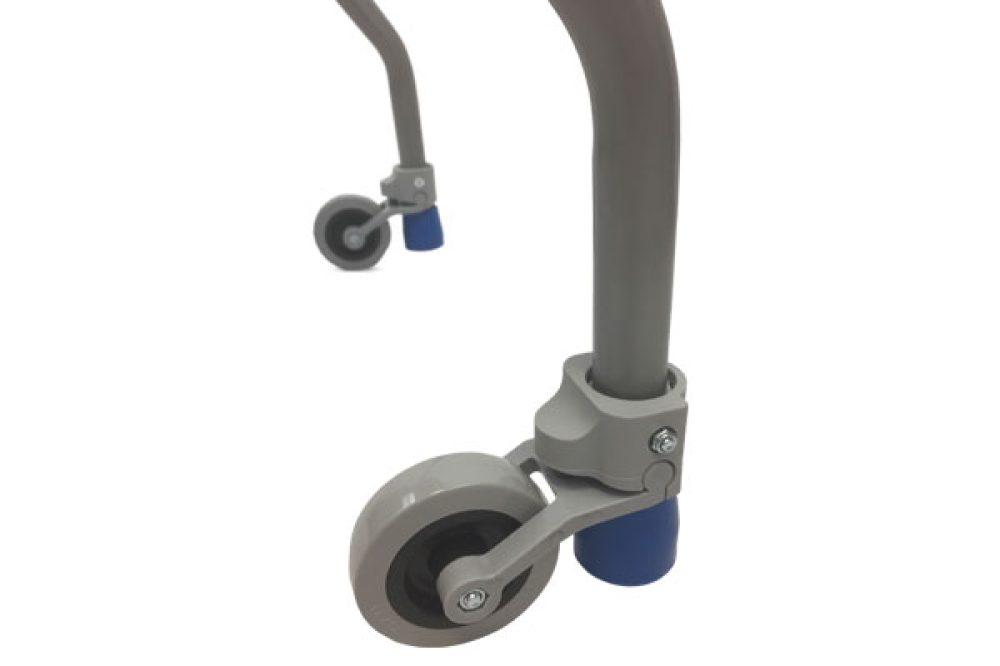 kit ruedas amortiguacion