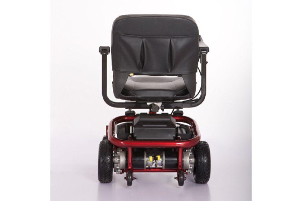 silla electrica capri