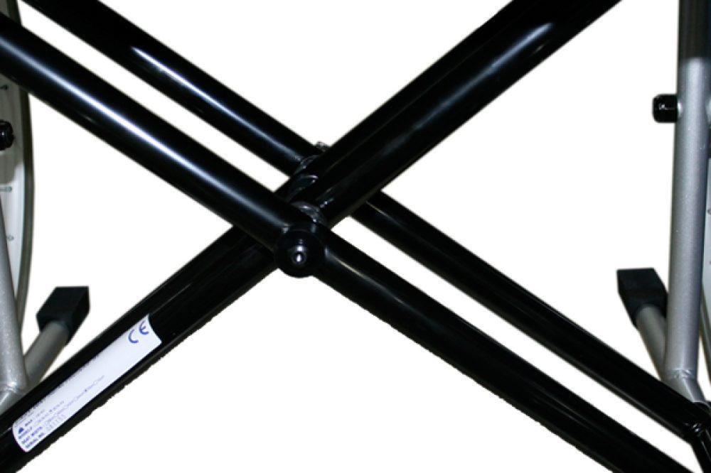 silla plegable x5 doble cruceta