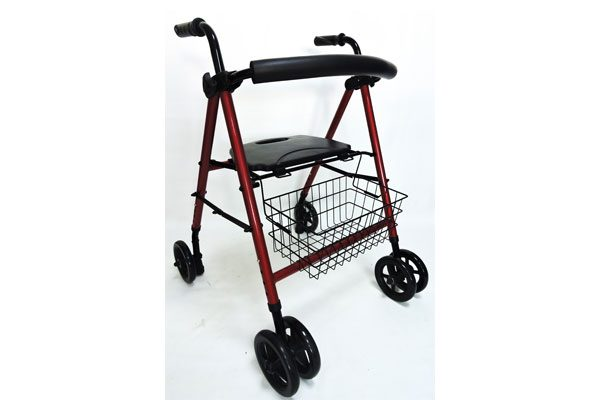 caminador plegable Alba New