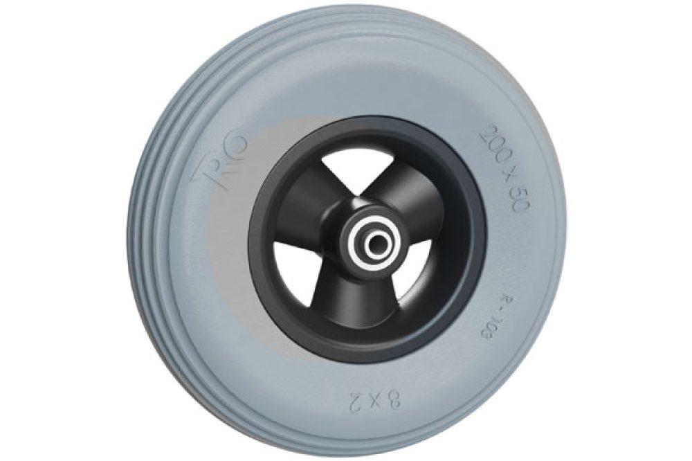 rueda completa 200x50PU